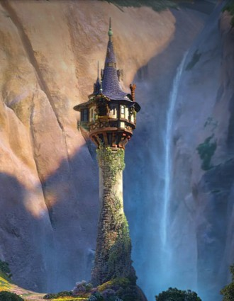 tangled-rapunzel-tower
